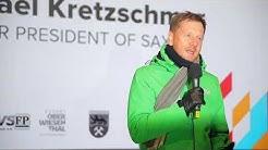Junioren-WM 2020 - die Eröffnung in Oberwiesenthal