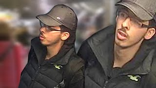 Cops release visuals of Manchester suicide bomber before the attack
