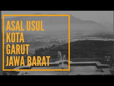 SEJARAH ASAL USUL KOTA GARUT JAWA BARAT