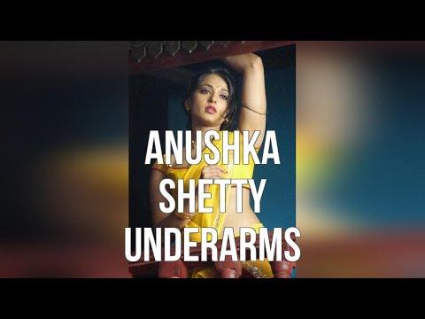 Anushka Shetty Underarms