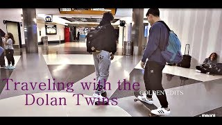 Traveling with the Dolan Twins ✈❤ Dolan Twins edit