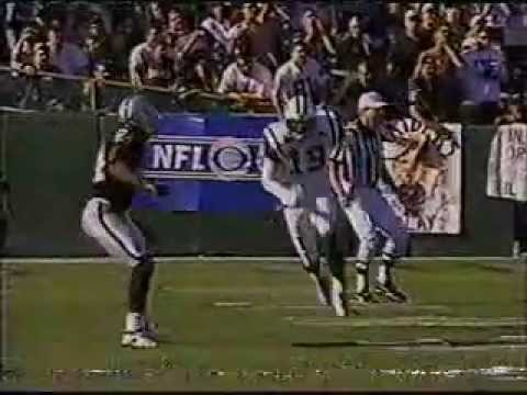 Raiders v Jets 1999 (4Q ONLY)