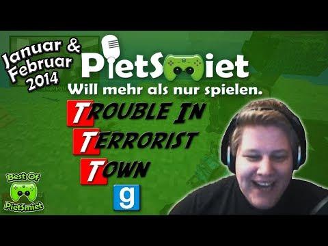 Best Of PietSmiet 🎮 TTT ┊ Januar & Februar 2014