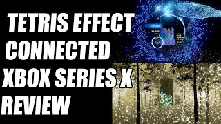 Tetris Effect: Connected Xbox Series X Review - The Final Verdict (Video Game Video Review)