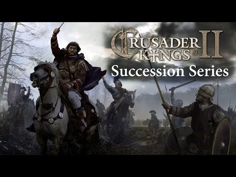CK2 - Youtuber Succession Series - 08 - Battle for Egypt
