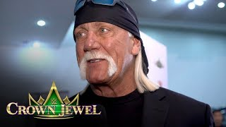 Hulkamania is reborn at WWE Crown Jewel: WWE Exclusive, Oct. 30, 2019