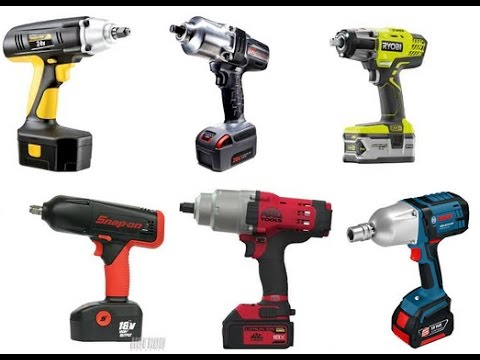 Reviews Best Cordless Impact Wrench 2018