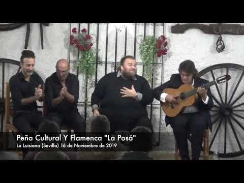 Ezequiel Benítez (Cante), Paco León (Toque), Israel López & Manuel Vinaza (Compás)