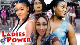 Ladies Of Power Season 1&2 - Chacha Eke 2019 Latest Nigerian Nollywood Movie Full HD