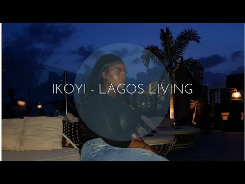 TRAVEL DIARIES | LAGOS VLOG - Ikoyi, Shiro, Hard Rock Cafe, Glover Court Suya #LagosLiving #Carpool