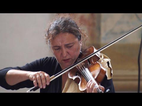 Biber: The Rosary Sonatas / Les Sonates du Rosaire, Hélène Schmitt (English subtitles)