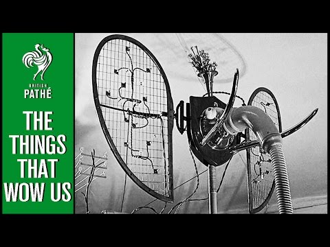 Amazing Inventions - The Things That Wow Us | British Pathé