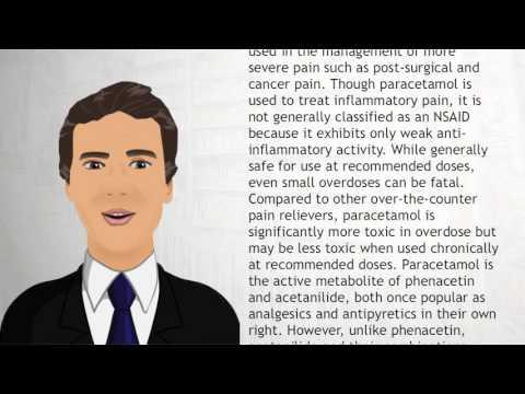 Paracetamol - Wiki Videos