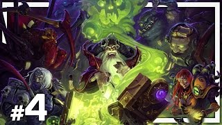 Hearthstone: One Man Raid - Naxxramas #4 - Heroic Plague Quarter