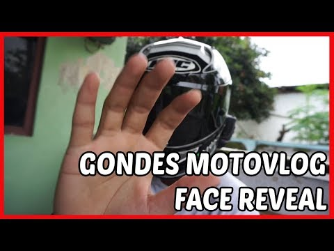 Gondes Motovlog Face Reveal 😍😍