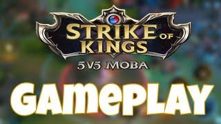 STRIKE OF KINGS GAMEPLAY (PT/BR)