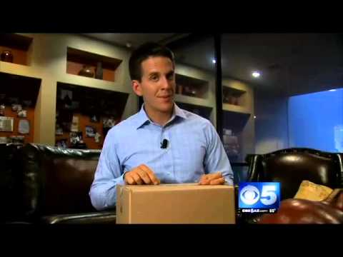 After package stolen, one man's sarcastic way of catching thief   CBS 5   KPHO