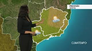 Previsão Sudeste – Ar seco ganha força em MG e ES