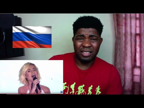 Vocal Coach REACTS TO Polina Gagarina   A Million Voices Russia   LIVE at Eurovision 2015  Semi Fina