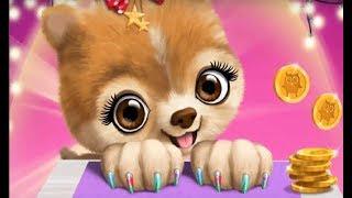 Новогодний Салон Красоты для Животных игра 2
