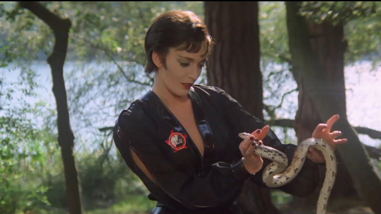 The female villain has plans for the nymphomaniac laser - 1 part 10