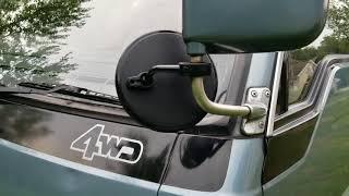 Nissan Homy campeur Turbo Diesel 4x4 4wd