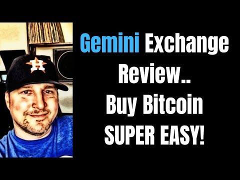 Gemini Exchange Review | How To Buy Bitcoin On Gemini
