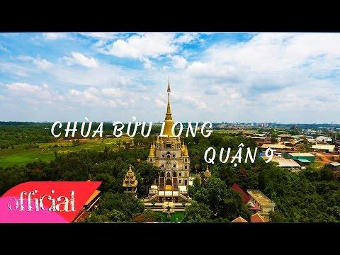 Chùa Bửu Long - Ngôi Chùa Có Kiến Trúc Độc Đáo -  TP Hồ Chí Minh