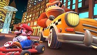 Mario Kart Tour - All Bonus Challenges (New York Tour)