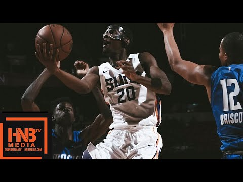 Phoenix Suns vs Orlando Magic Full Game Highlights / July 9 / 2018 NBA Summer League