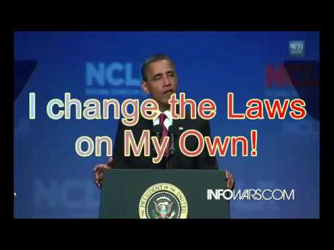 02 DICTATOR CHANGING THE LAW