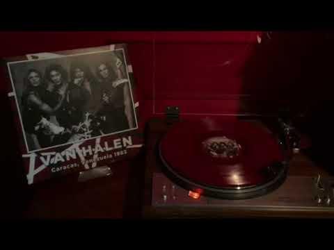 Van Halen Live in Caracas Venezuela 1983