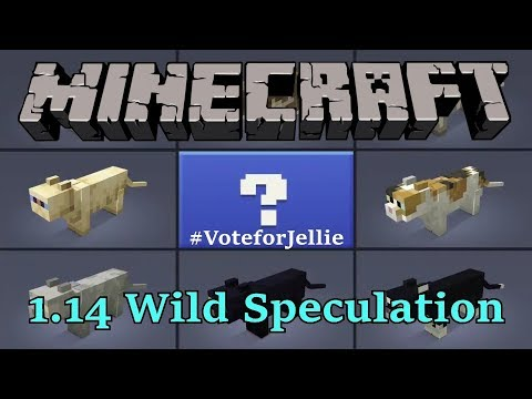 Minecraft 1.14: Village and Pillage Update- Wild Speculation Video!