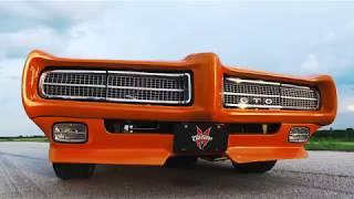 Pontiac GTO ´69 By Iron Resurrection 😻🏁.