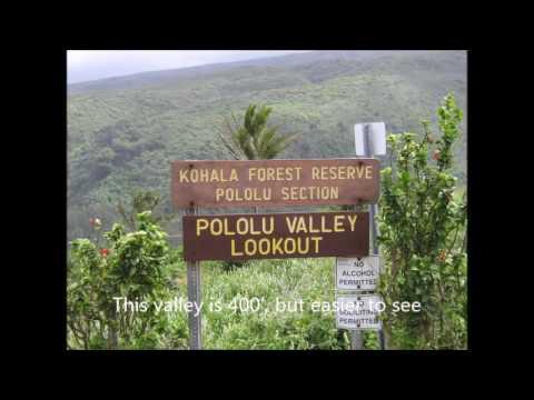 Hawaii 2012 valleys