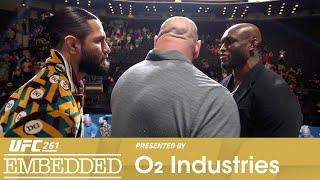 UFC 261 Embedded: Vlog Series - Episode 5