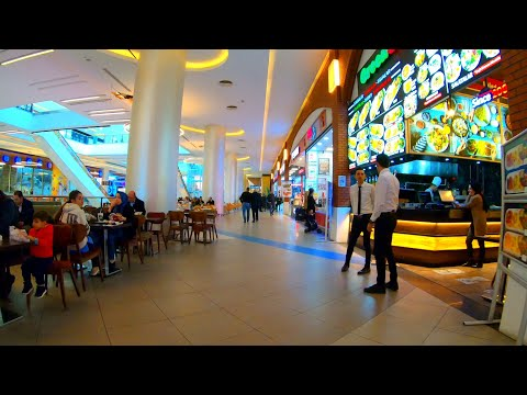 Torium Shopping Mall   Istanbul🇹🇷 [4K]