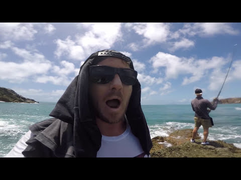 Fishing Tropical Islands in Search of Monster GT |...