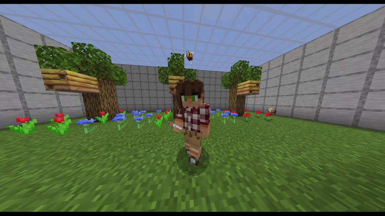 Minecraft Music - Save Bees