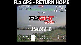 Download FLIGHTONE FL1 | GPS RETURN HOME | TEST FLIGHT