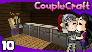 CoupleCraft - Ep. 10: Storage Room | Minecraft Modded Survival Let's Play