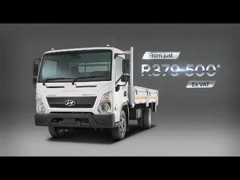 Hyundai Ex 8 Mighty Truck 2018