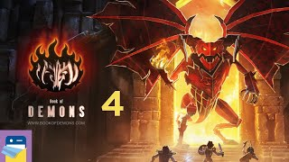Book of Demons: Tablet Edition - iOS / iPad Gameplay Walkthrough Part 4 (by Thing Trunk)