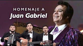 Los Tres Tristes Tigres - Homenaje a Juan Gabriel
