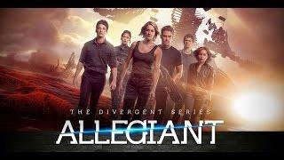 A SérieDivergente: Convergente(The Divergent Series: Allegiant)- Trailer 2, ,2016, Leg.