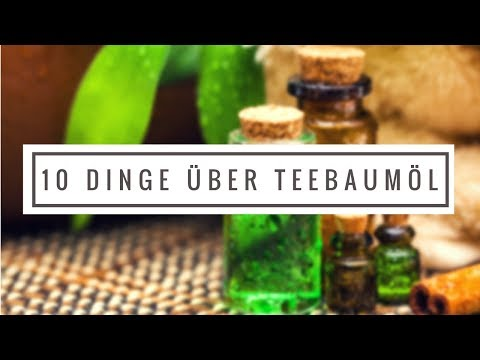 10 Dinge über Teebaumöl | Portgas D Alex