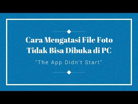 This Tutorial helps to Fix - Photos App Not Working in Windows 10 Uninstall Photos App (Perintah car.