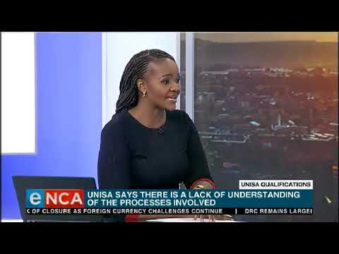 Unisa SRC claims university is offering fraudulent qualifications