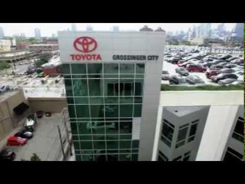 Grossinger City Toyota Four Floors Youtube