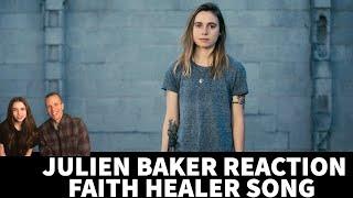Julien Baker Reaction - Faith Healer Song Reaction - Dad & Daughter! New Music Friday